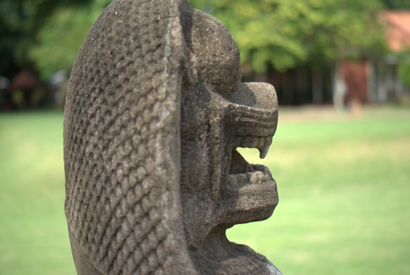 1450 km pickupem: Isaan, Mekong, pamiątki Khmerów 8