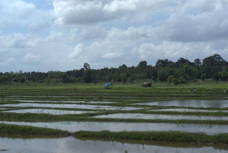 1450 km pickupem: Isaan, Mekong, pamiątki Khmerów 17