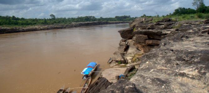 Ujrzeć Mekong i wrócić szlakiem Khmerów