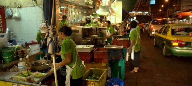 Bangkok – tak żyje (moje) miasto