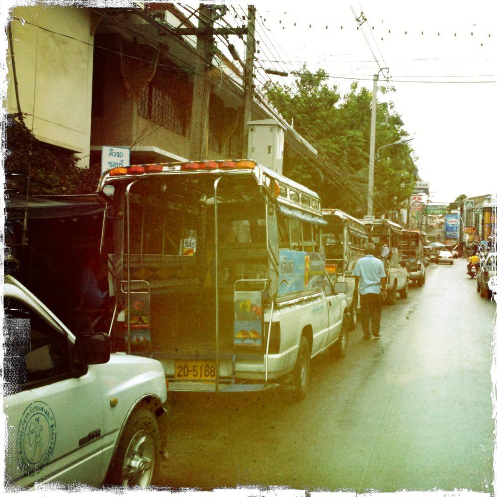 Do Pattayi (niekoniecznie) i byle nie dostać mandatu! 12