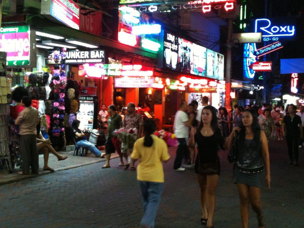 Do Pattayi (niekoniecznie) i byle nie dostać mandatu! 73