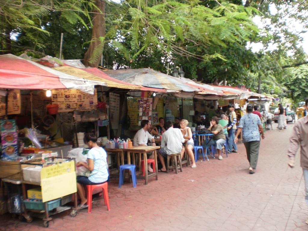 Jeśli Bangkok, to Kaosan, oczywiście 16