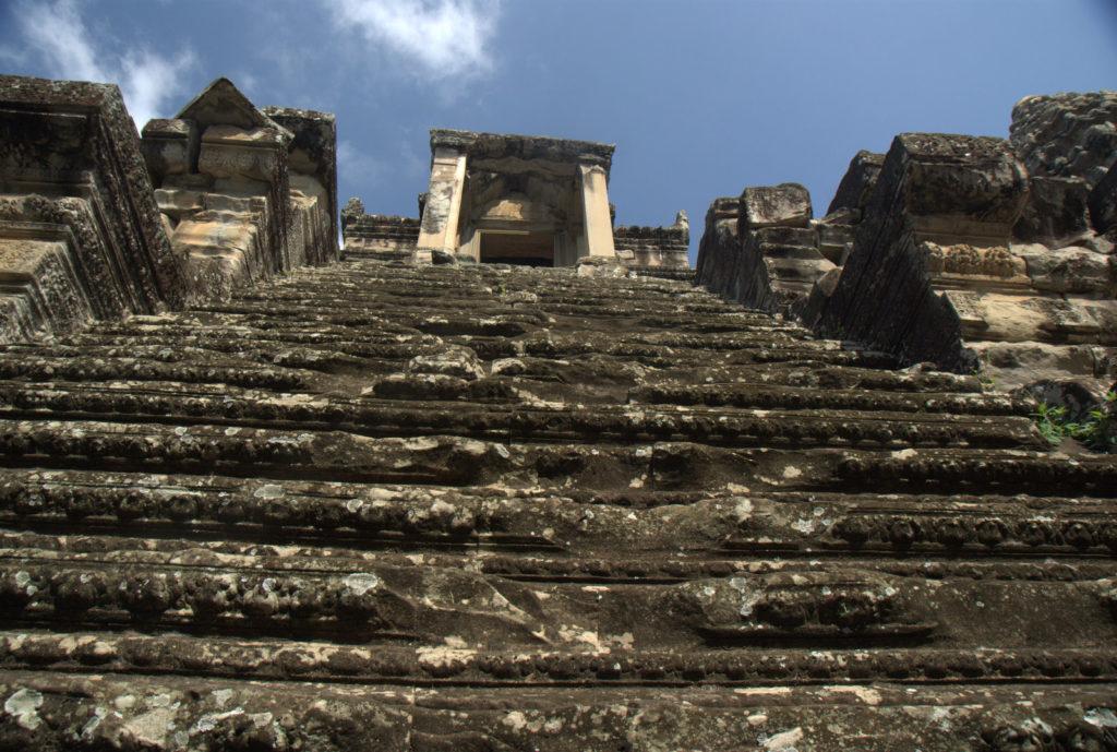 W stolicy Khmerów (Angkor Wat) 18