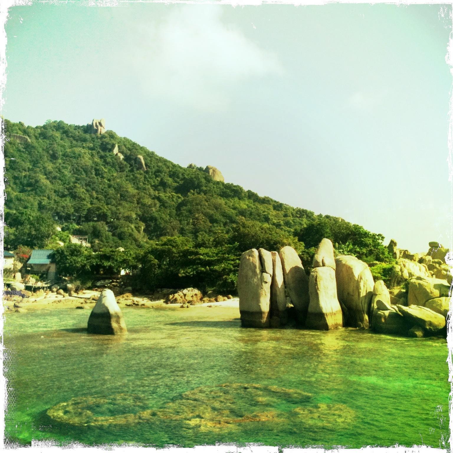 Trzy rajskie wyspy, pierwszy snorkeling i... 22