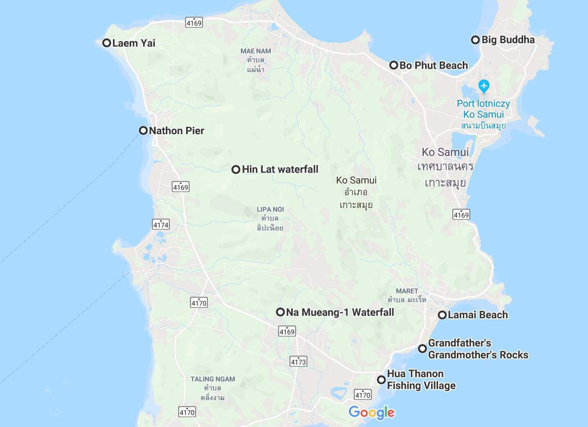 Trzy rajskie wyspy, pierwszy snorkeling i... 79