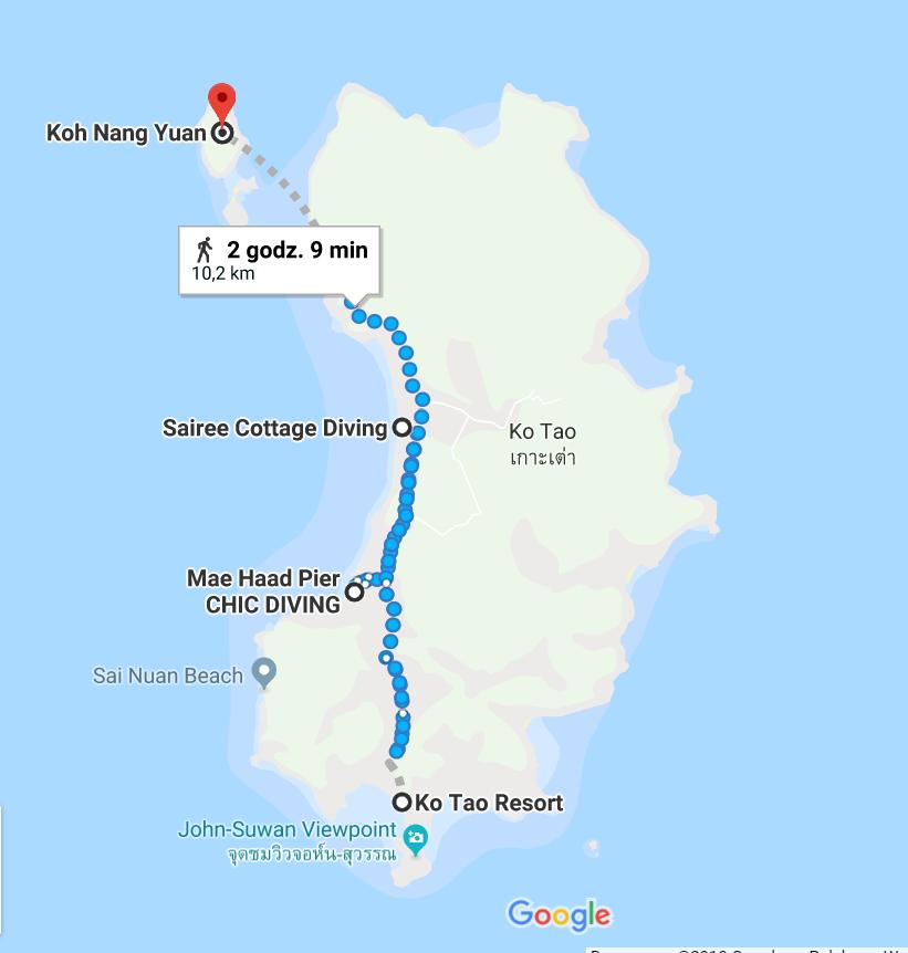 Trzy rajskie wyspy, pierwszy snorkeling i... 28