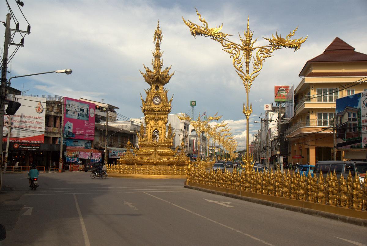 Zaliczyć Birmę, spróbować kasztanów i uciec przed powodzią 95