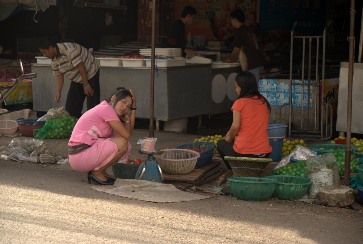 Zaliczyć Birmę, spróbować kasztanów i uciec przed powodzią 104