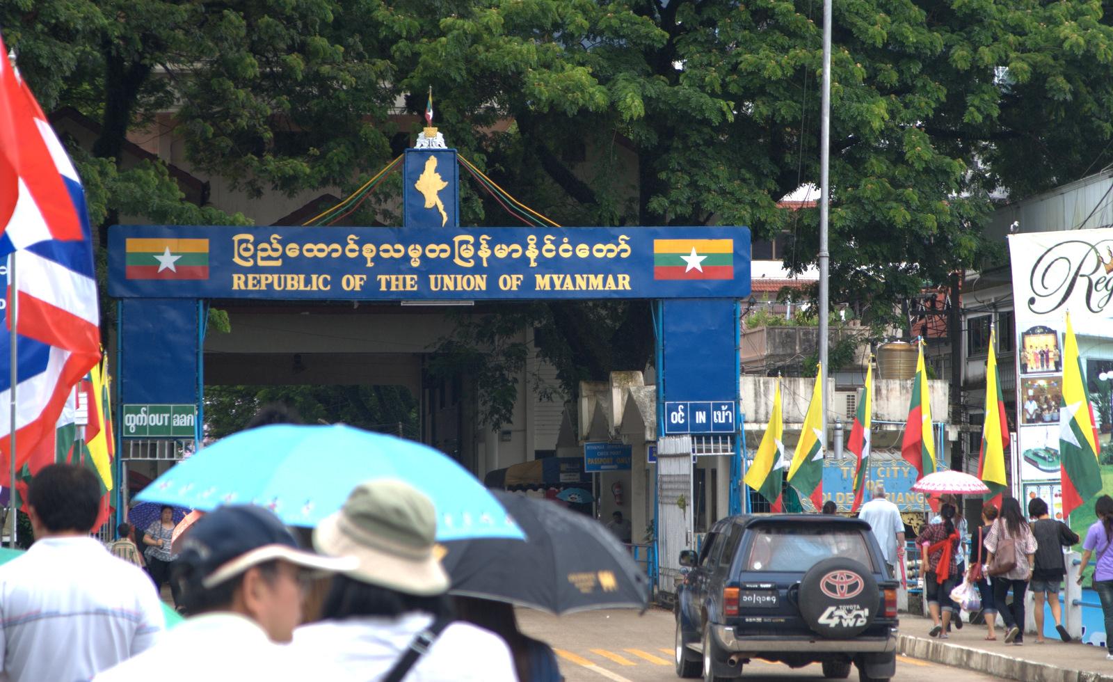Zaliczyć Birmę, spróbować kasztanów i uciec przed powodzią 111