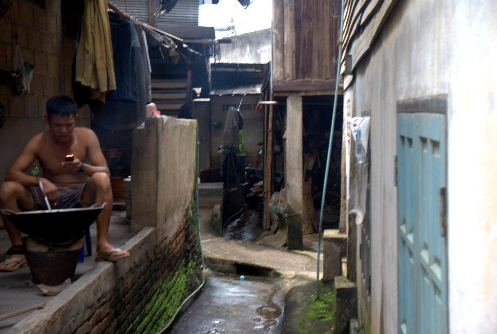 Zaliczyć Birmę, spróbować kasztanów i uciec przed powodzią 124
