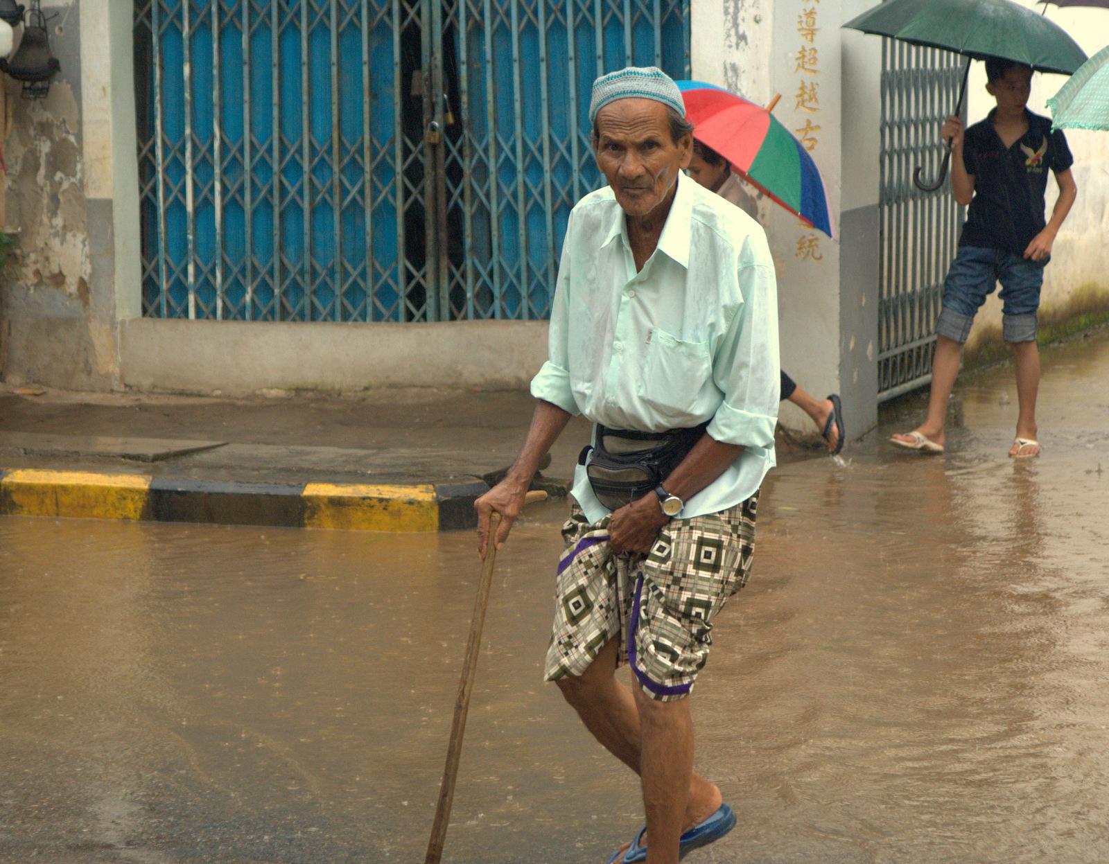 Zaliczyć Birmę, spróbować kasztanów i uciec przed powodzią 132