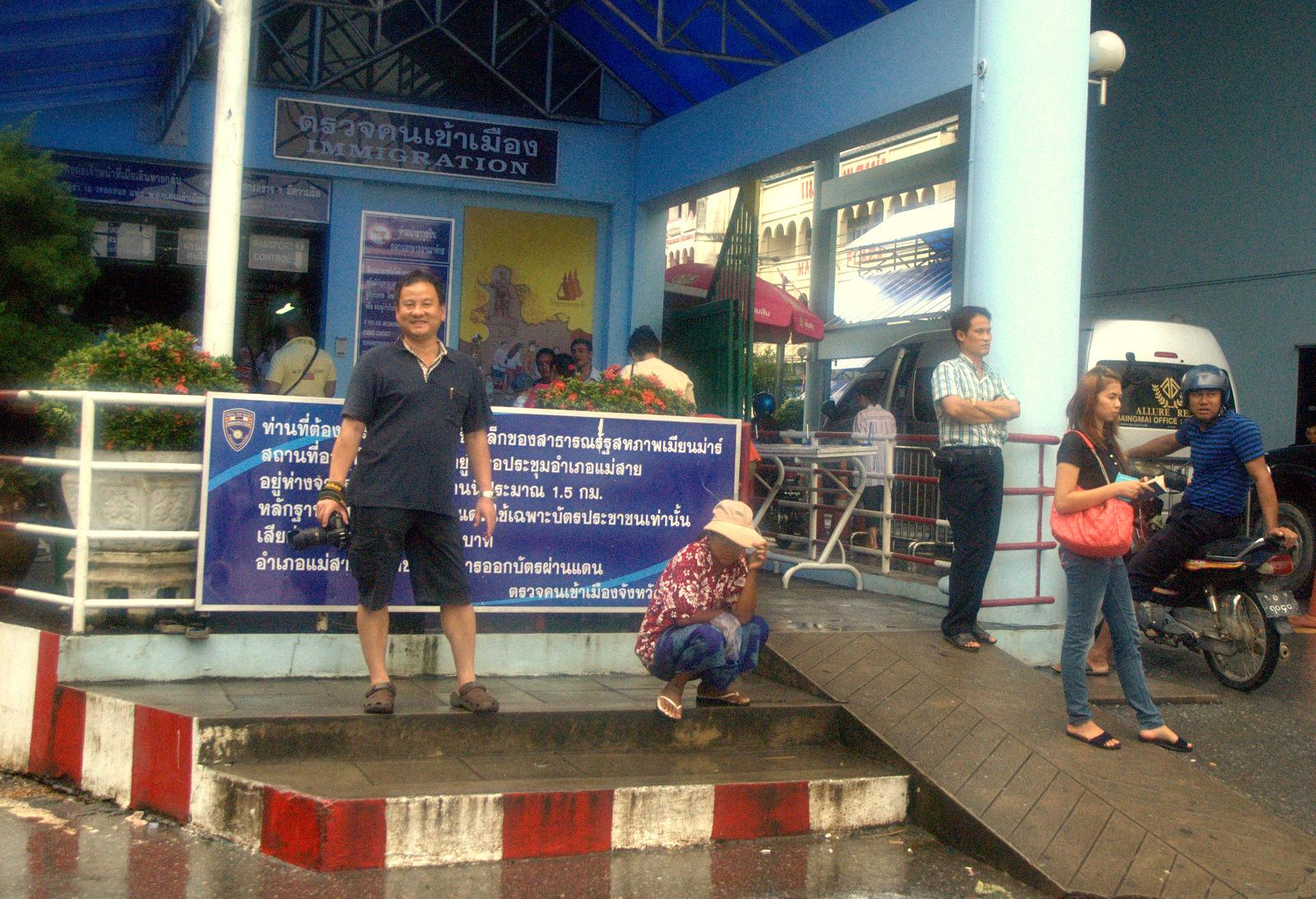 Zaliczyć Birmę, spróbować kasztanów i uciec przed powodzią 136