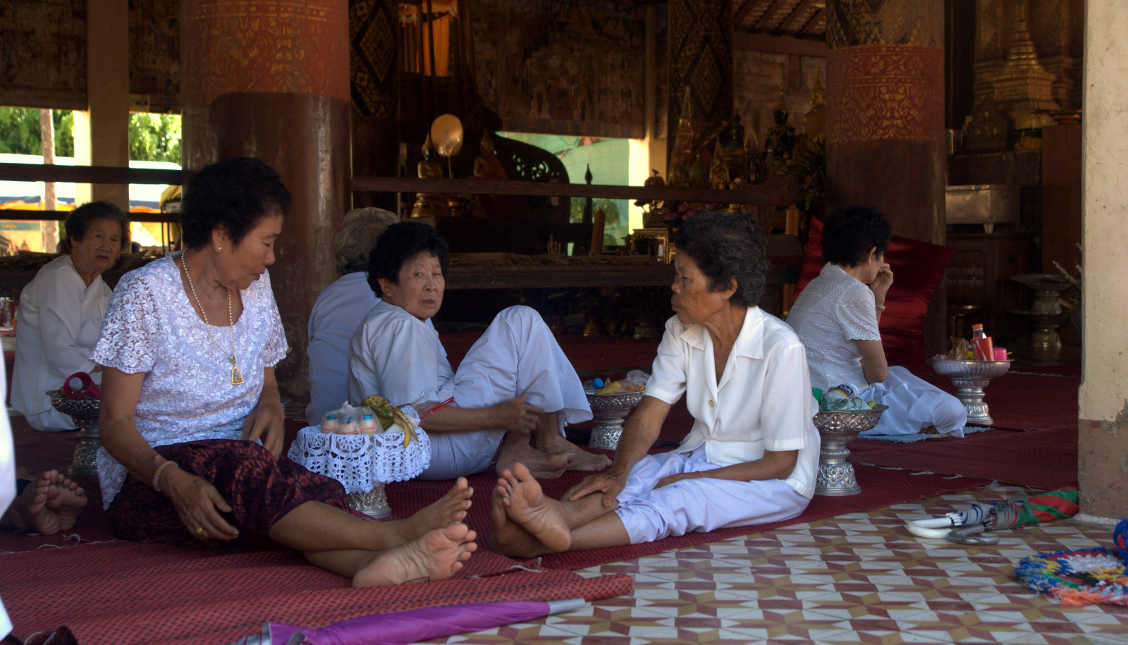 Miasta kultu, miasta małp, ale najbardziej Lampang 130