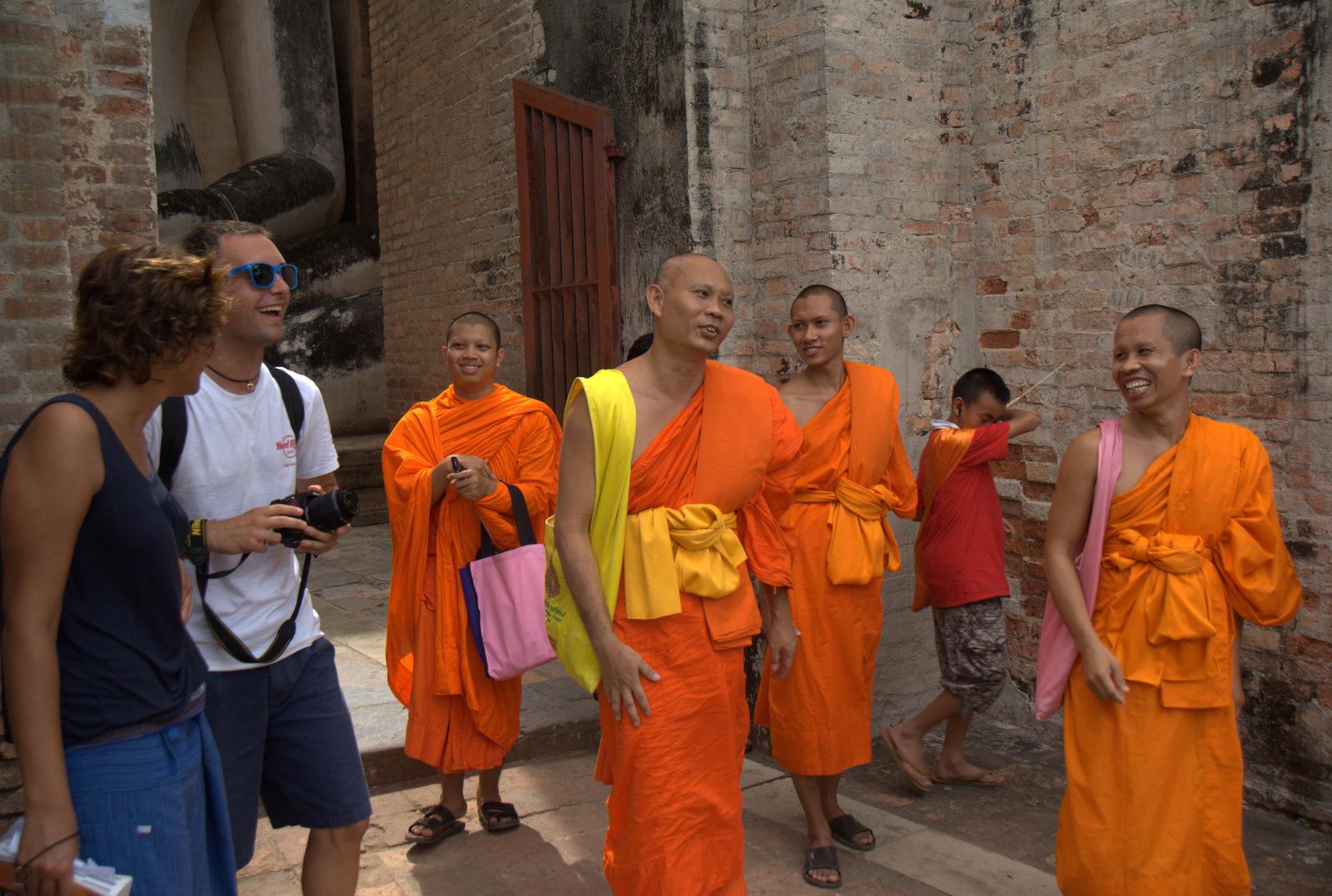 Miasta kultu, miasta małp, ale najbardziej Lampang 154