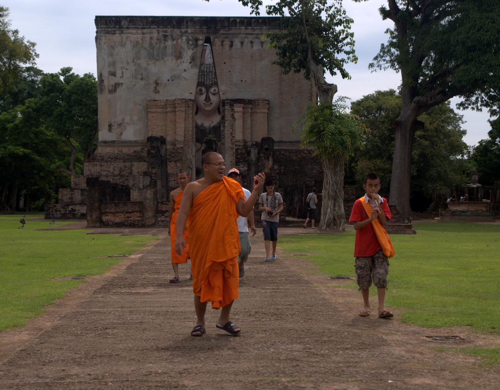 Miasta kultu, miasta małp, ale najbardziej Lampang 151