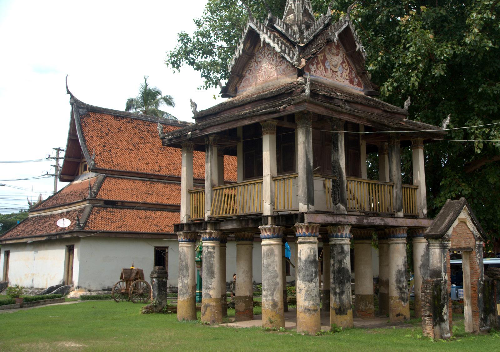 Miasta kultu, miasta małp, ale najbardziej Lampang 162