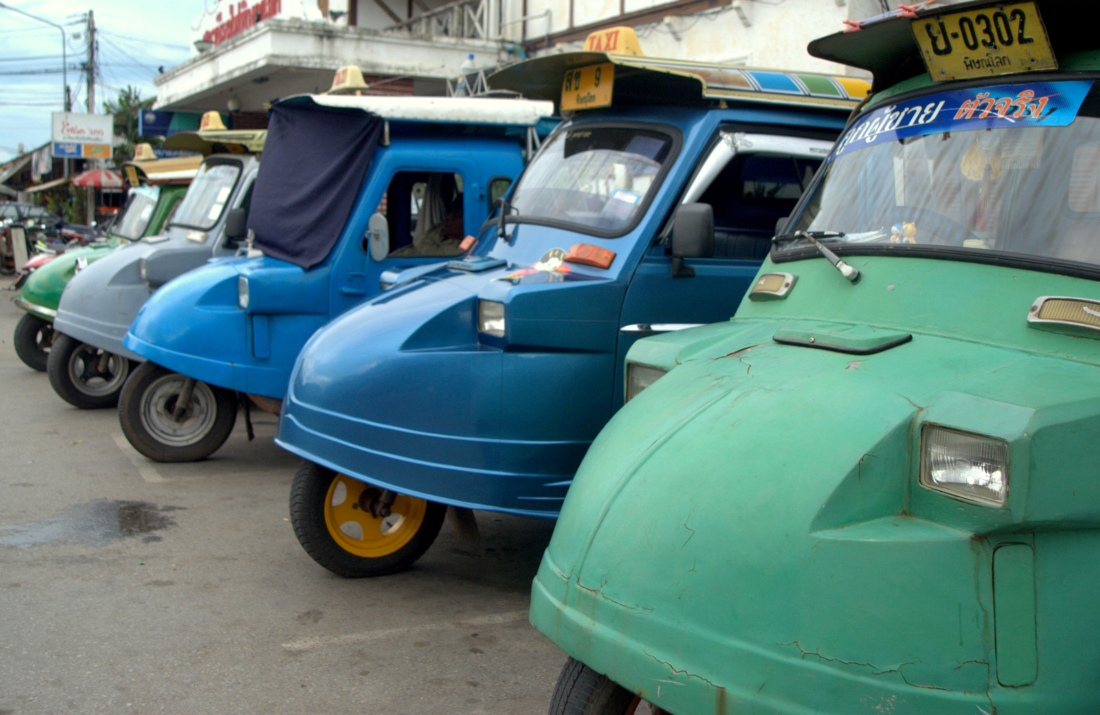 Miasta kultu, miasta małp, ale najbardziej Lampang 161