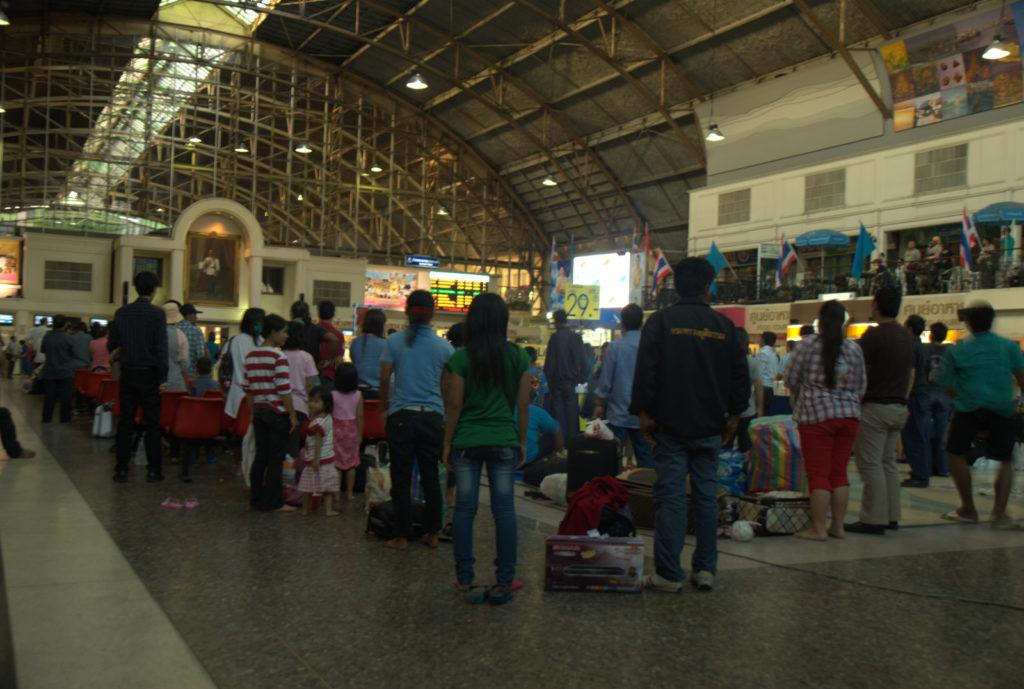 Pociągiem do Chiang Mai (i dalej na Północ) 6