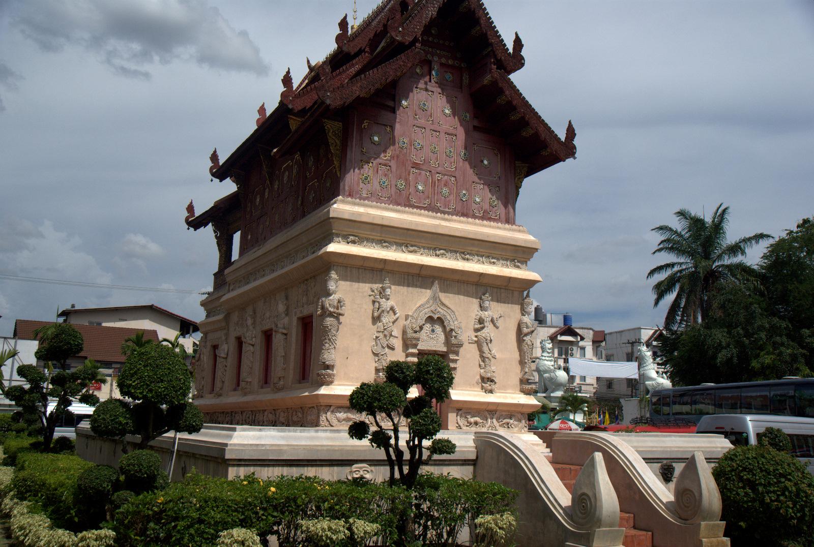 Pociągiem do Chiang Mai (i dalej na Północ) 12