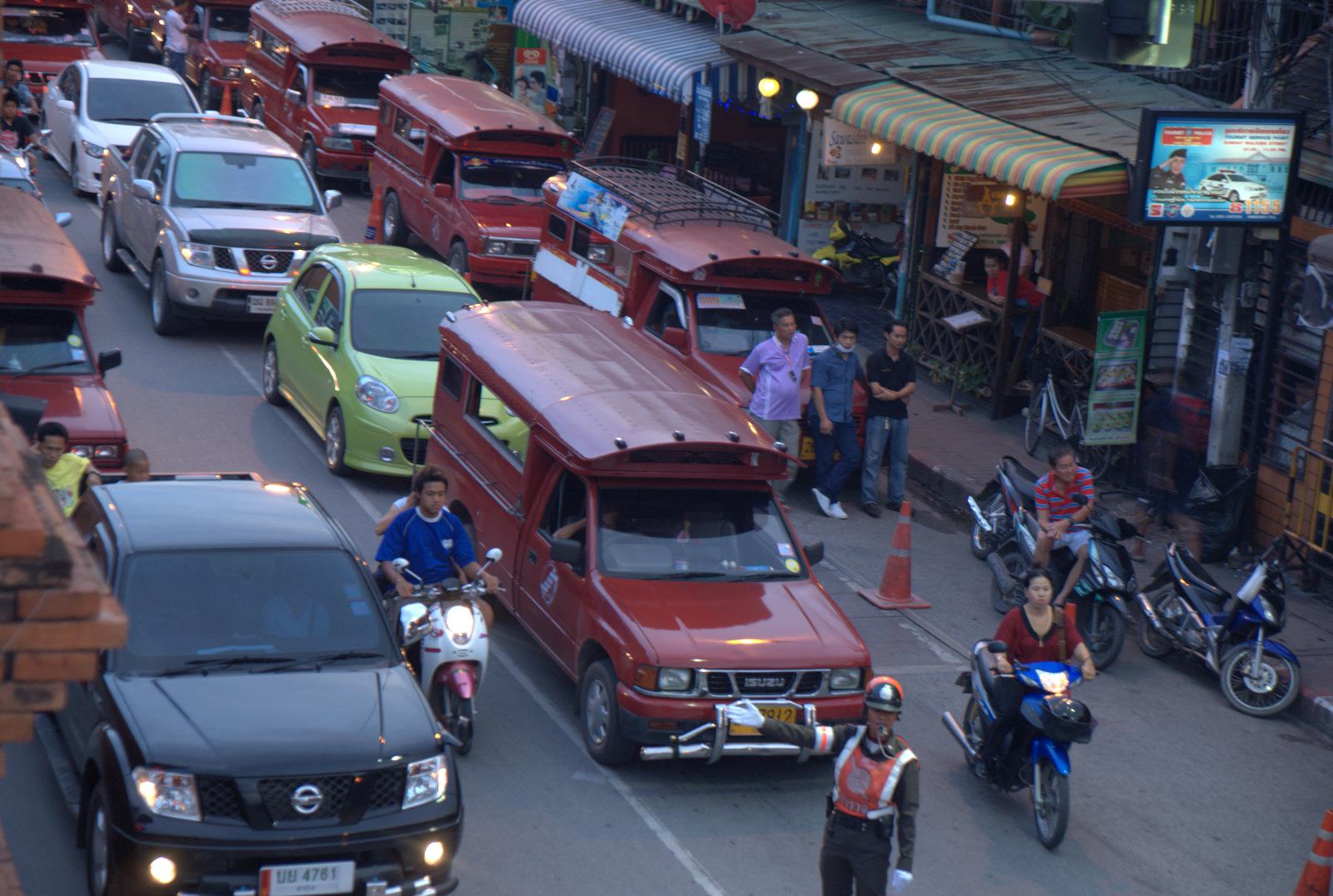 Pociągiem do Chiang Mai (i dalej na Północ) 23