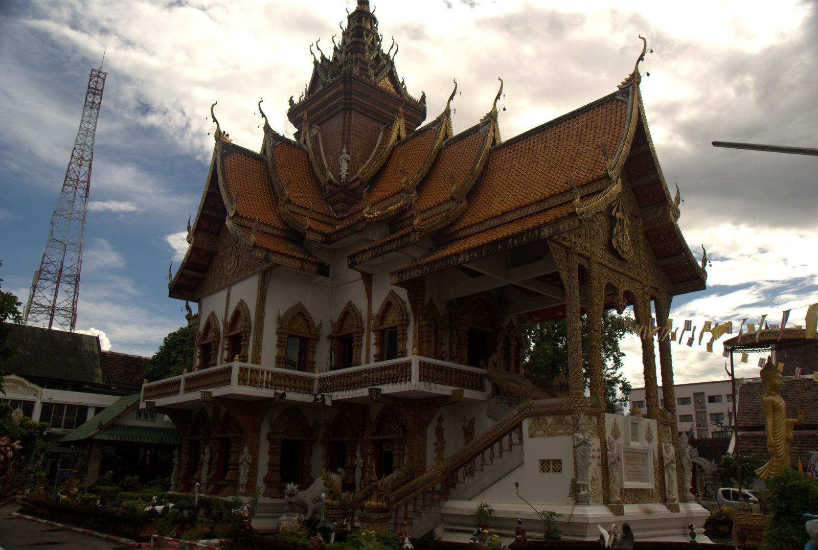 Pociągiem do Chiang Mai (i dalej na Północ) 17