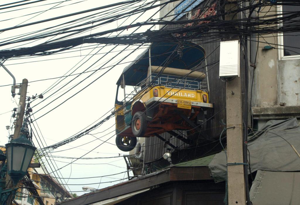 Jeśli Bangkok, to Kaosan, oczywiście 1