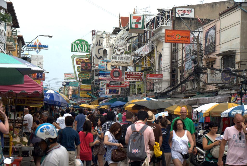 Jeśli Bangkok, to Kaosan, oczywiście 2