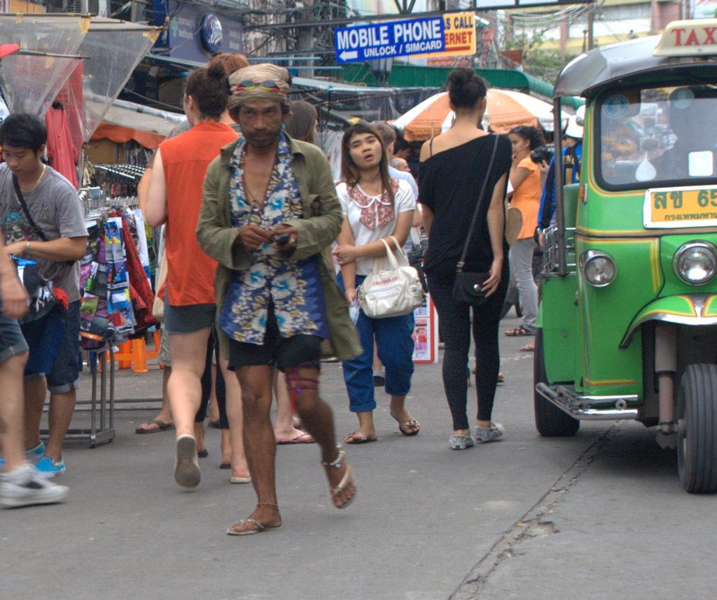 Jeśli Bangkok, to Kaosan, oczywiście 5