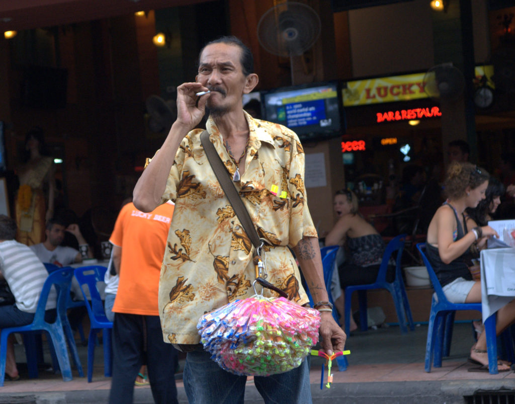 Jeśli Bangkok, to Kaosan, oczywiście 7