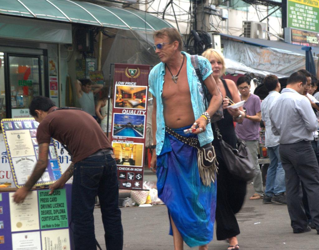 Jeśli Bangkok, to Kaosan, oczywiście 4