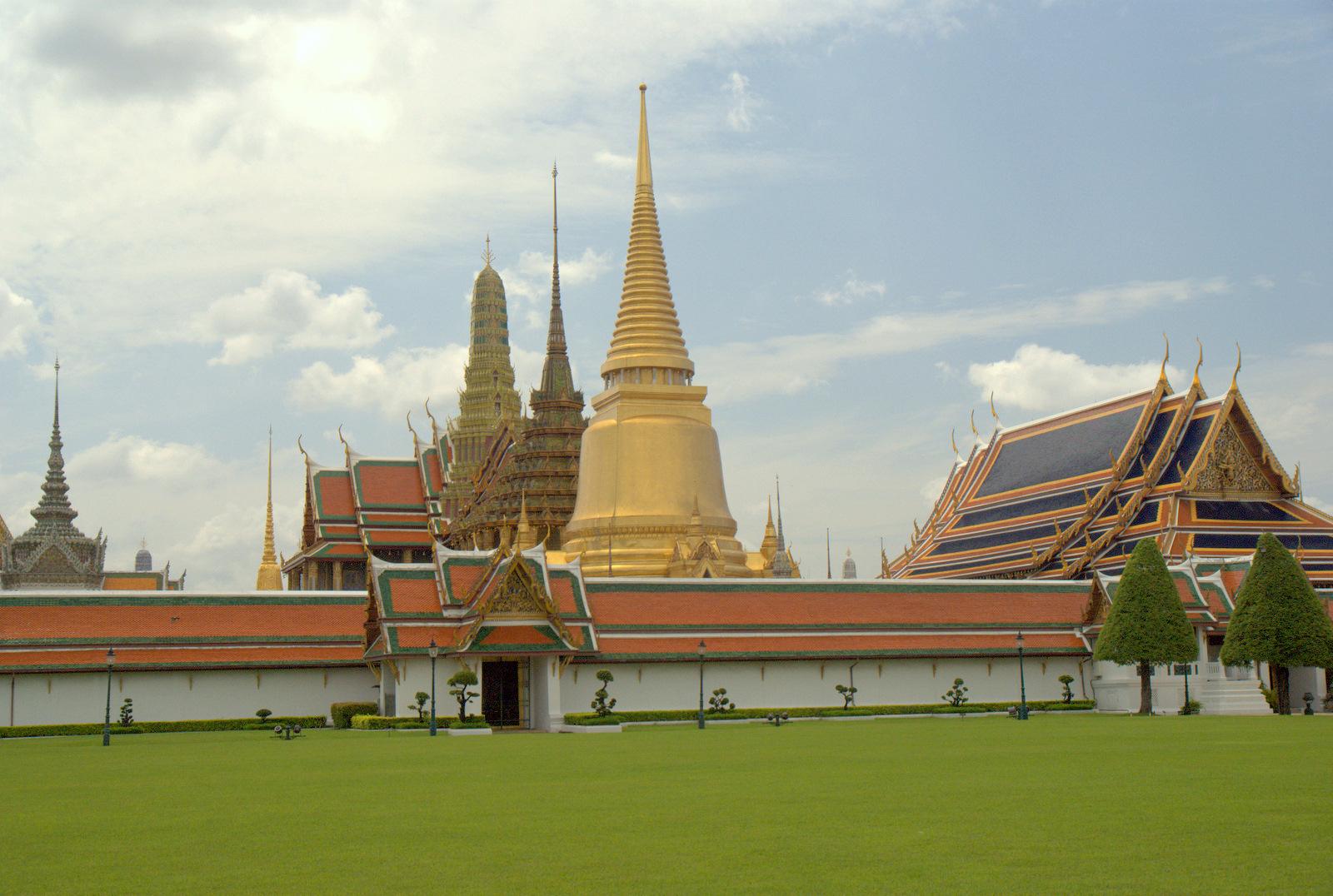 Bangkok (ostatni spacer autobusem i rzeką) 10