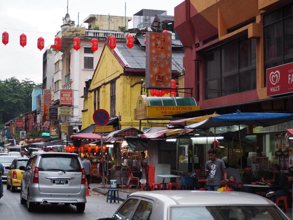Etap 3: Kuala Lumpur (1). Wieże, ulice i świątynie... 15