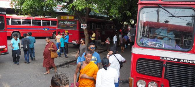 Etap 2: Jak przeżyć drogę autobusem do Colombo?