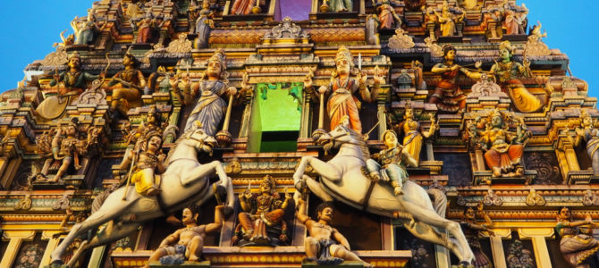 Etap 3: Kuala Lumpur (1). Wieże, ulice i świątynie…