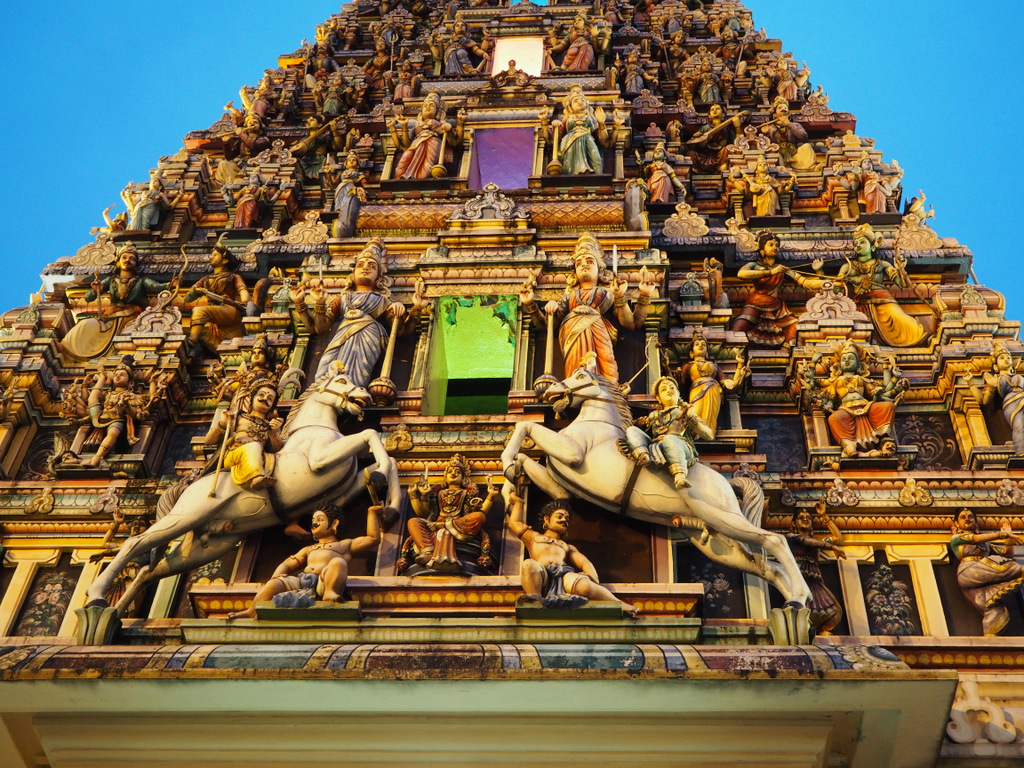 Etap 3: Kuala Lumpur (1). Wieże, ulice i świątynie... 20