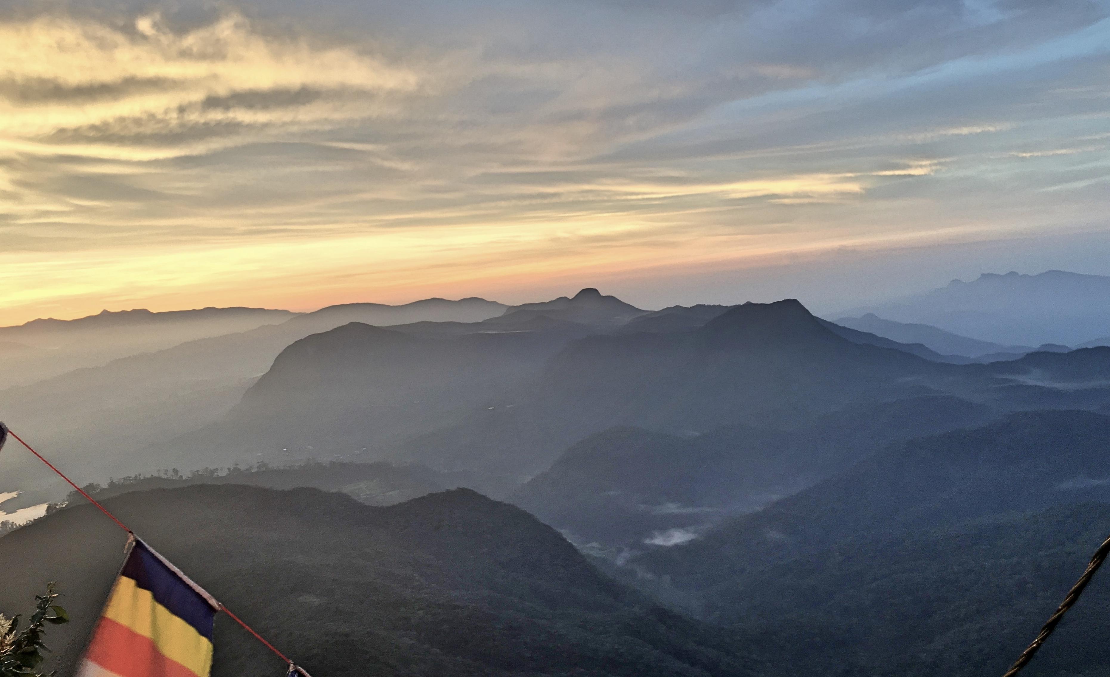 Etap 5: Adam's Peak. Schodami do słońca 26