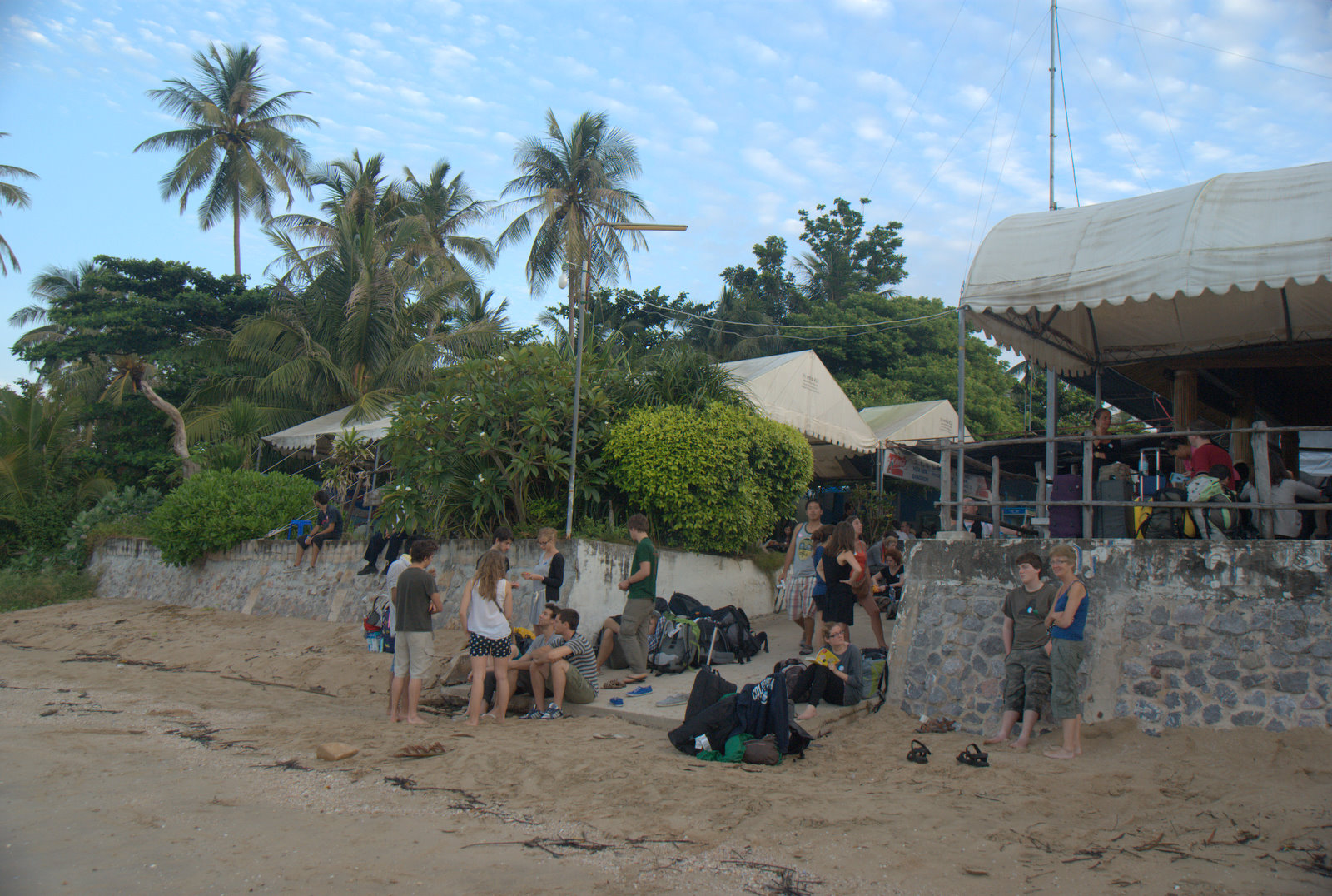 Trzy rajskie wyspy, pierwszy snorkeling i... 2
