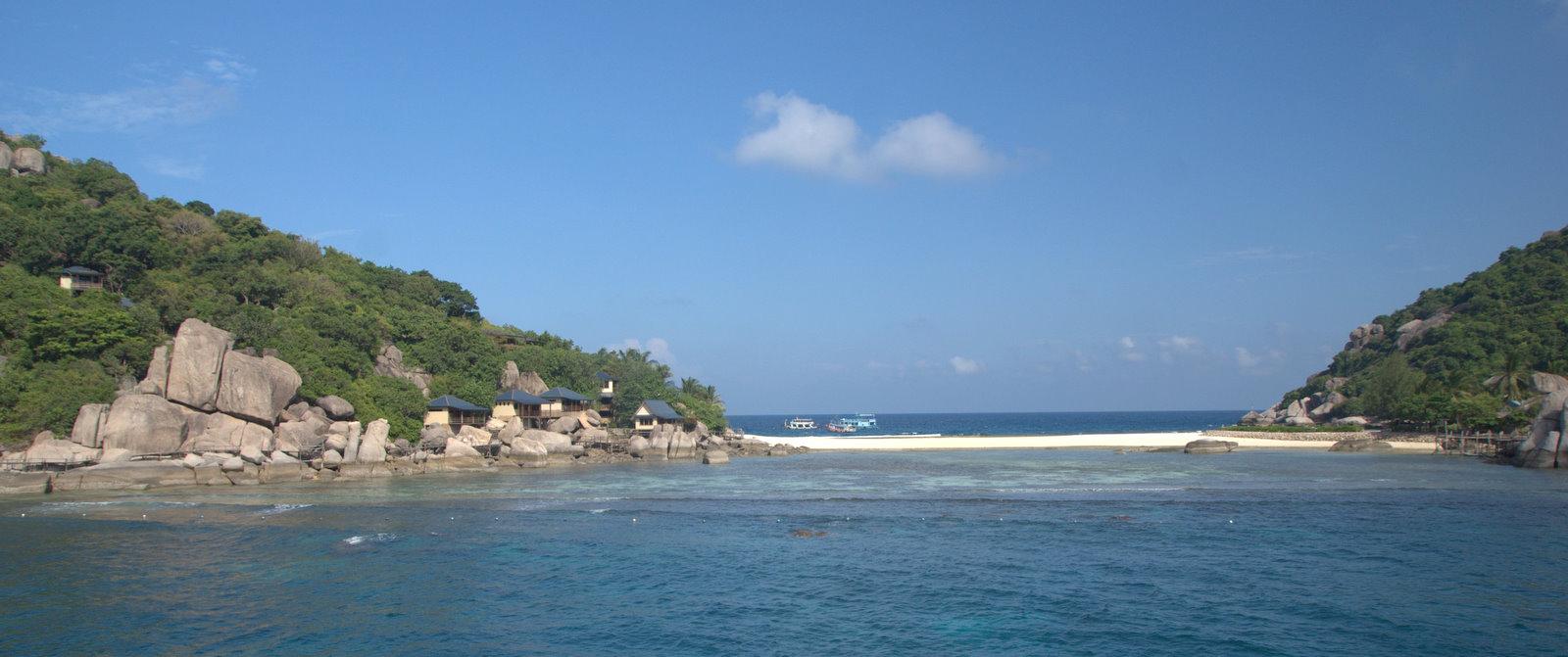 Trzy rajskie wyspy, pierwszy snorkeling i... 5