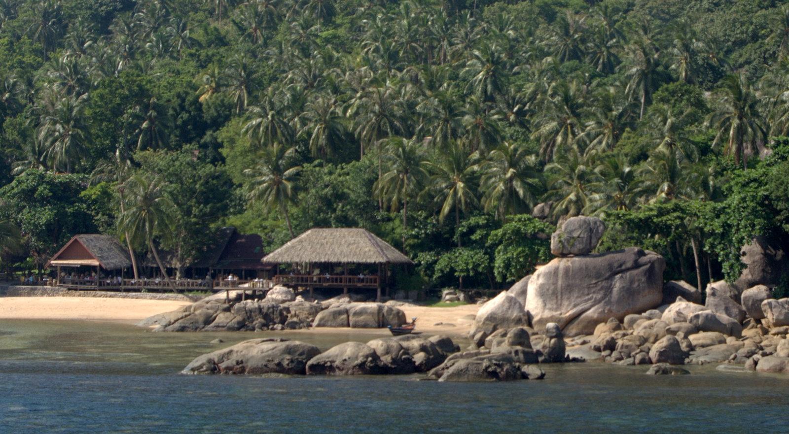 Trzy rajskie wyspy, pierwszy snorkeling i... 6