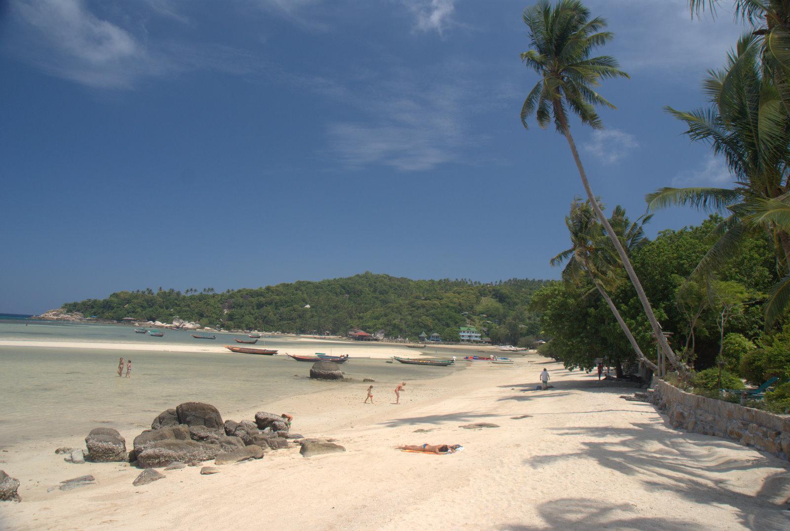 Trzy rajskie wyspy, pierwszy snorkeling i... 8
