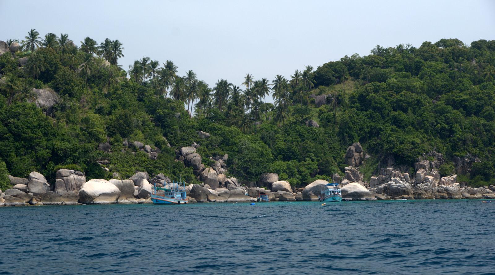 Trzy rajskie wyspy, pierwszy snorkeling i... 19