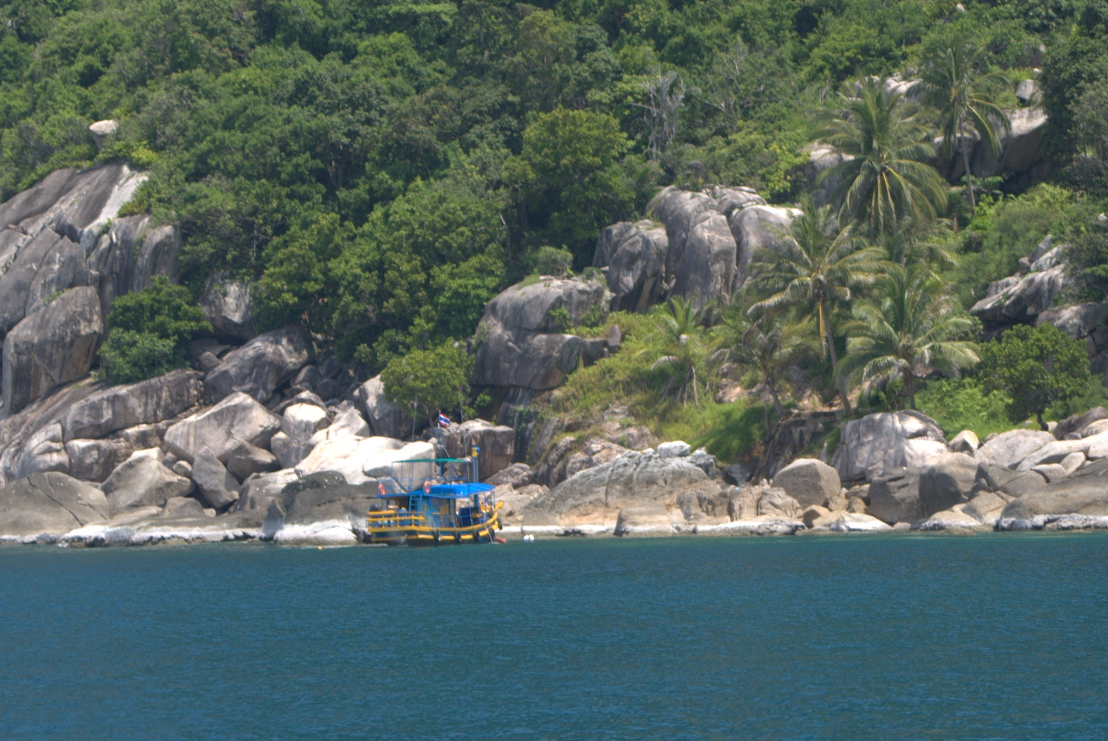 Trzy rajskie wyspy, pierwszy snorkeling i... 17