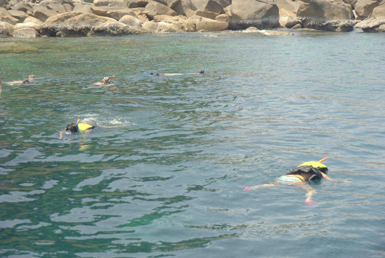 Trzy rajskie wyspy, pierwszy snorkeling i... 18