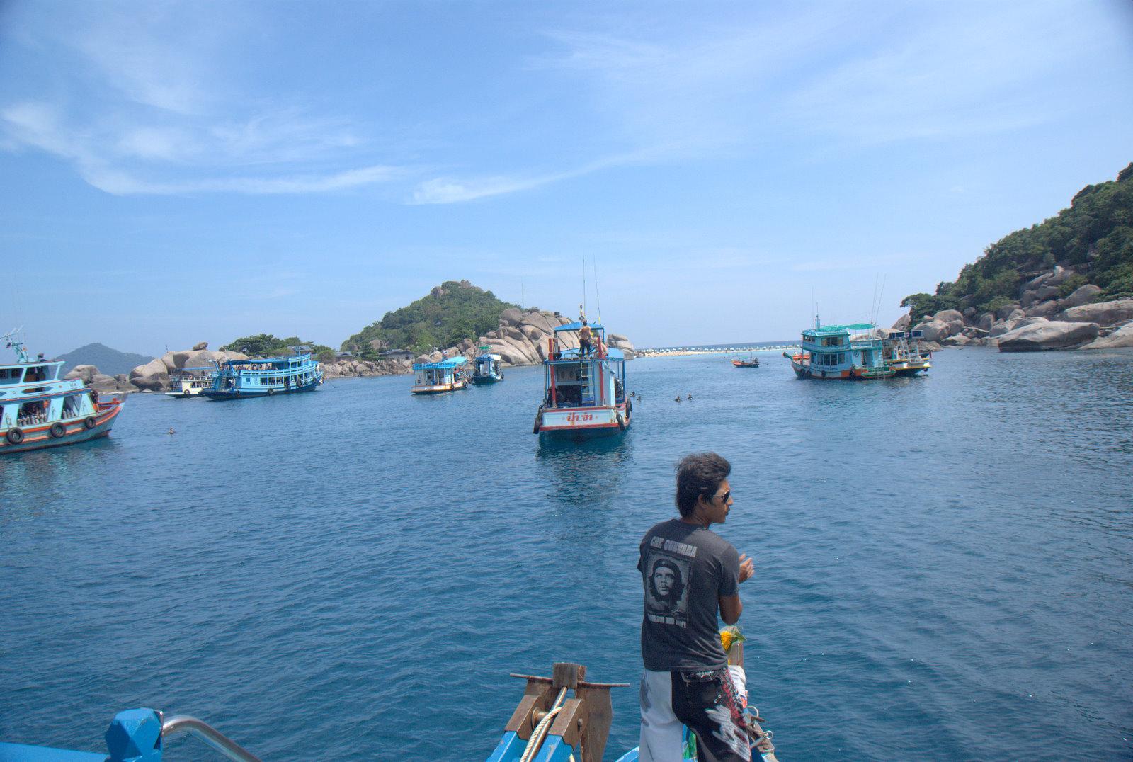 Trzy rajskie wyspy, pierwszy snorkeling i... 24