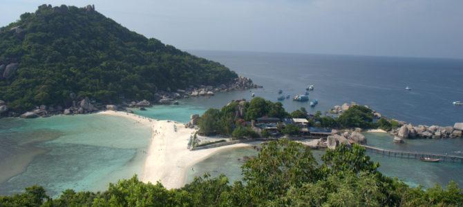 Trzy rajskie wyspy, pierwszy snorkeling i…