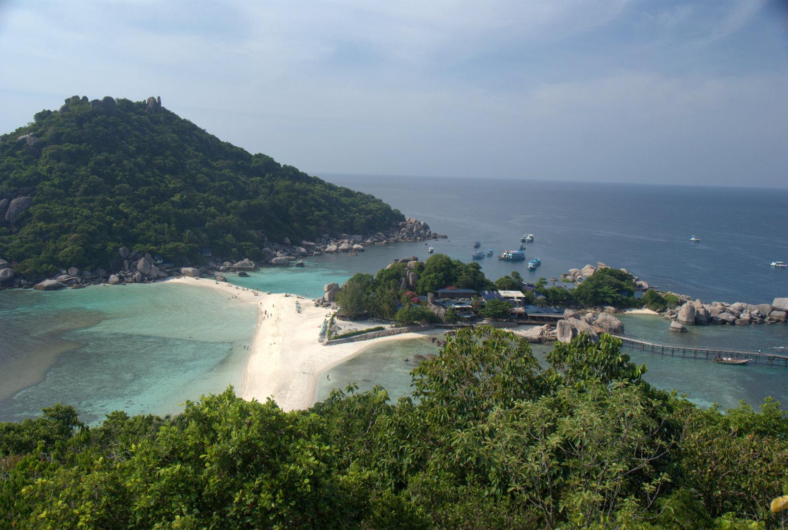 Trzy rajskie wyspy, pierwszy snorkeling i... 25
