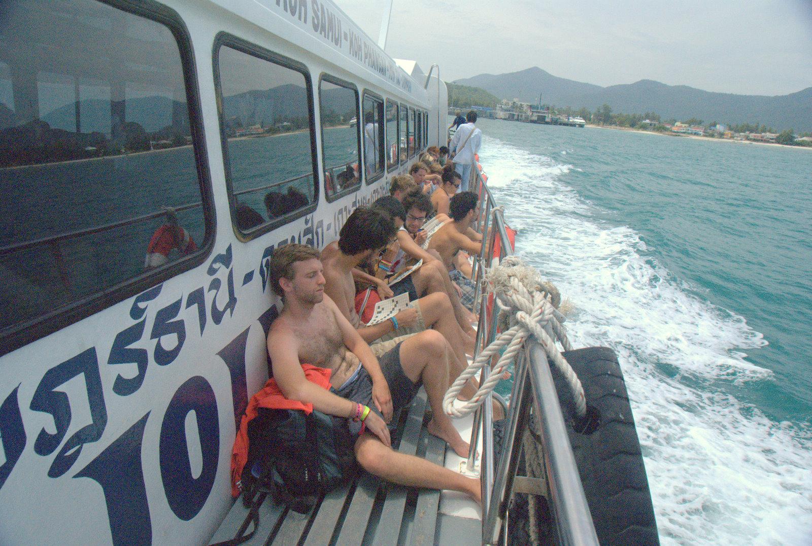 Trzy rajskie wyspy, pierwszy snorkeling i... 51