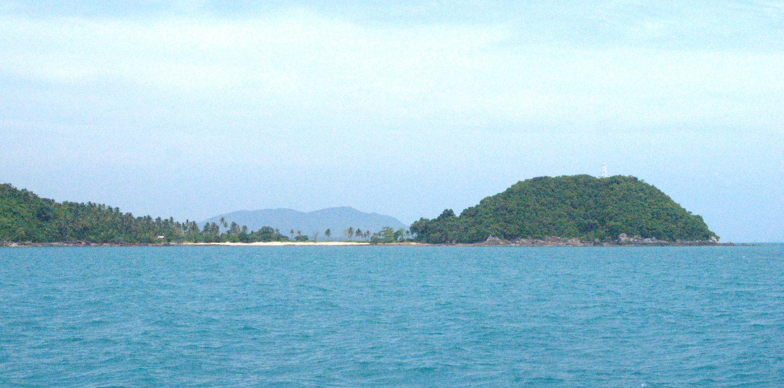 Trzy rajskie wyspy, pierwszy snorkeling i... 52
