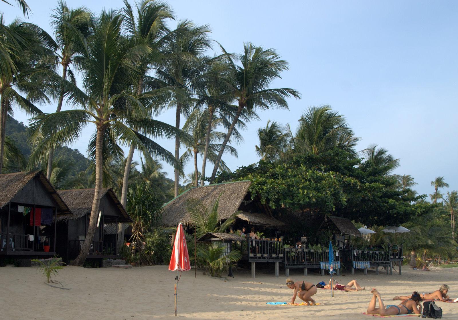 Trzy rajskie wyspy, pierwszy snorkeling i... 71